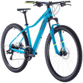 Cube Access WS Dames, blue/green